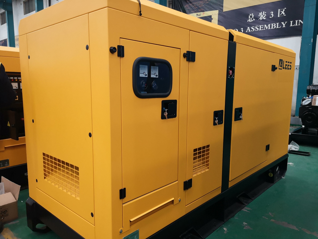 Lees Delivered generators to MALAYSIA