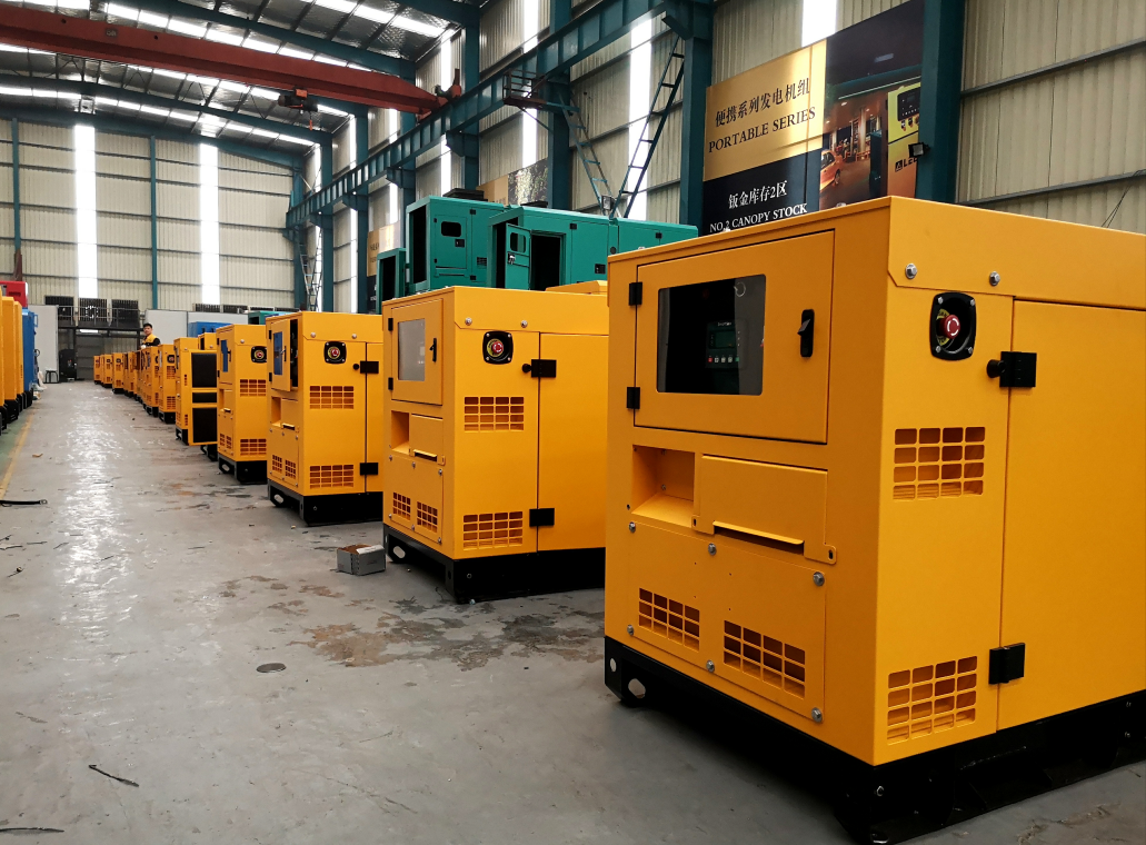 Lees Delivered generators to MANILA, PHILIPPINES